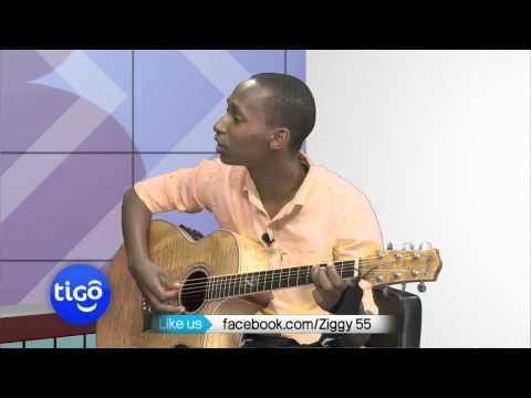 B Side Ziggy 55 yakiriye Israel Mbonyi