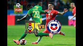 CHILE VS CAMERÚN - TARDE DE ERRORES desde Moscú