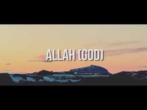 Allah (GOD) Beautiful 😍💓😘Allah Hu recitation in  8 different languages