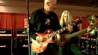 "DON SAINT-THOMAS WITH BRUCE AND BOB KULICK - ""ALL AMERICAN MAN"" KISS INDY EXPO 2013"
