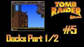 [Game Boy Color] Tomb Raider: Curse of the Sword - Docks Part 1/2 | level 5