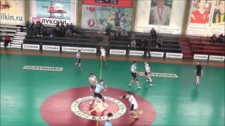 Полуфинал Первенства России по гандболу среди юношей 2002 г.р