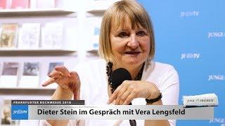 Vera Lengsfeld im Gespräch mit Dieter Stein (#FBM2018)