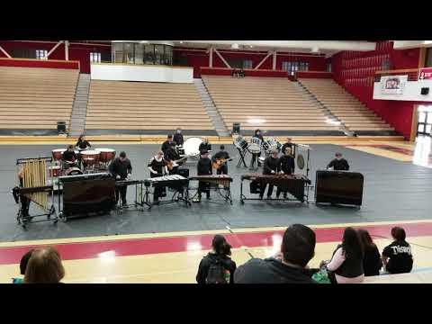 Tokay HS Winter Percussion Union City