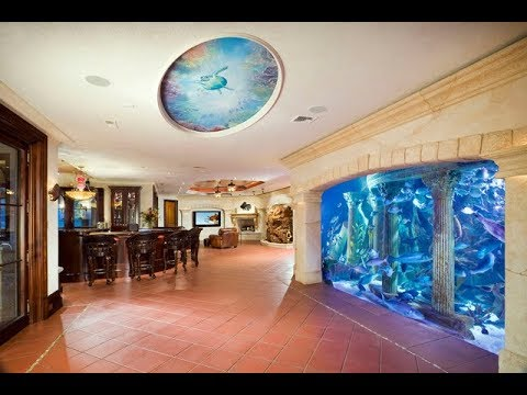 most amazing home aquarium