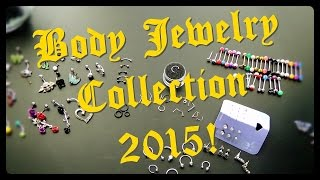 UPDATED: Body Jewelry Collection 2015!