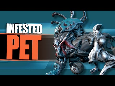 Warframe - Infested Pet ?!?!?!