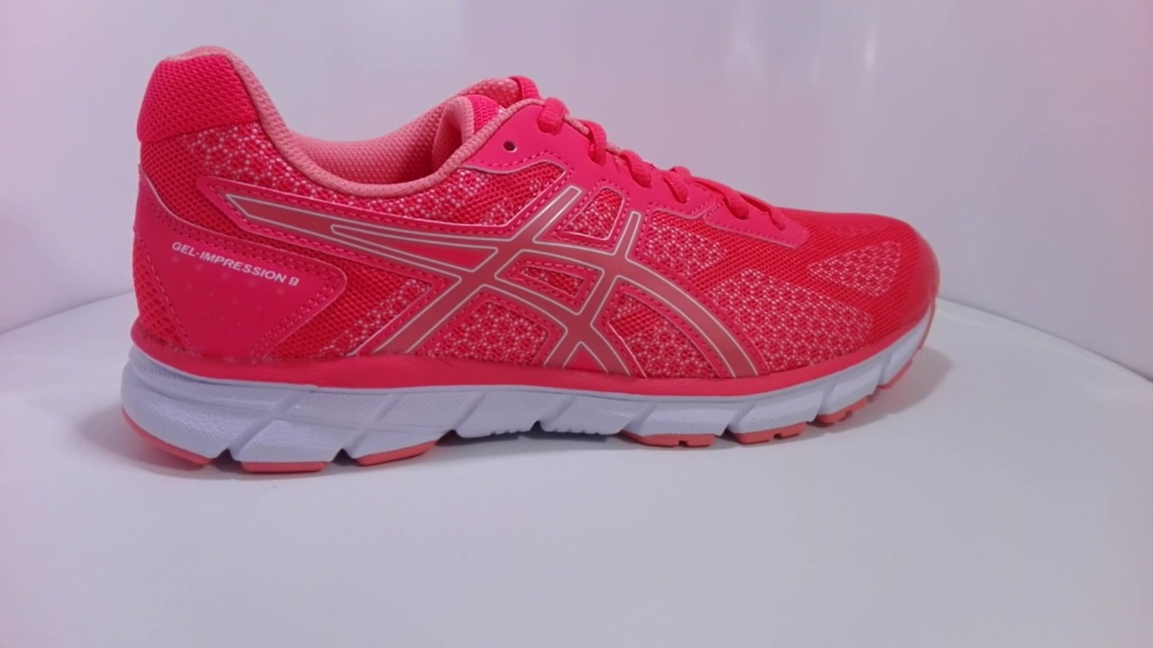 asics gel impression 9 running shoes - sochim.com