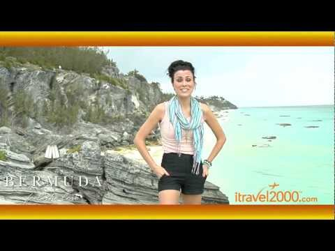 Bermuda Vacations - Video 3 - Coral Reefs, Natural Coves, Gibbs Hill Lighthouse - itravel2000.com