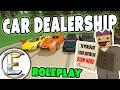 Car Dealership RP | Unturned Roleplay - Purchase Your Supercar Sign Here x..........