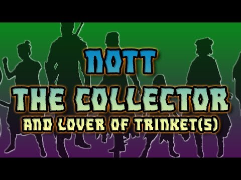 Nott The Collector and Lover of Trinket(s) - (Campaign 2, Episode #2) | #CriticalRole