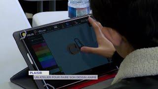 Yvelines | Plaisir : Un atelier pour faire son dessin animé