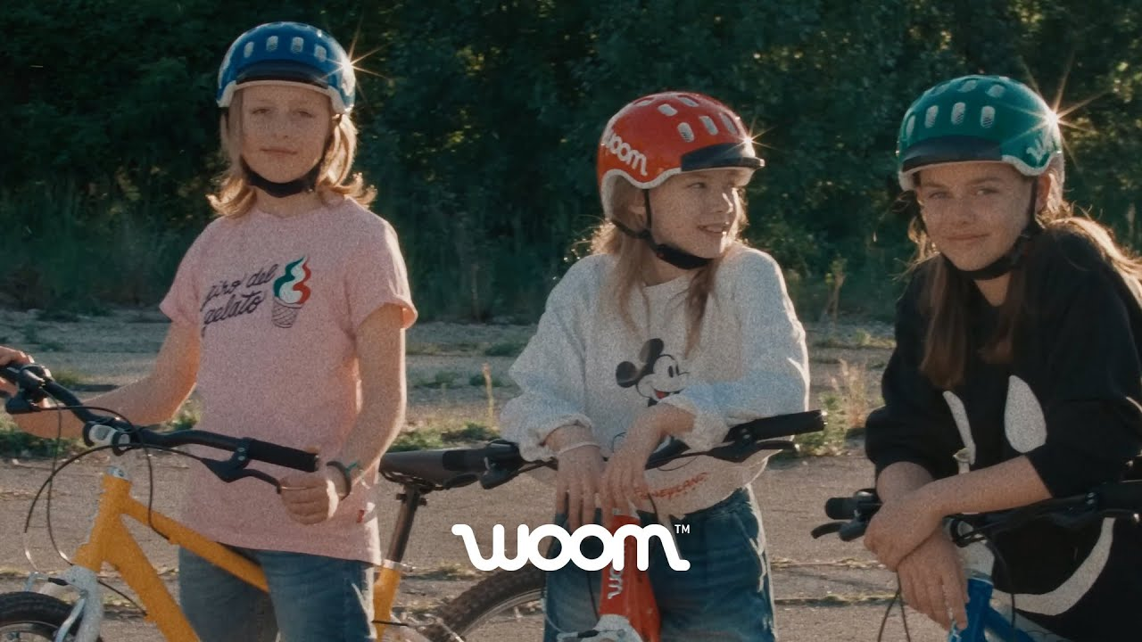 woom - PEDAL YOUR PLANET