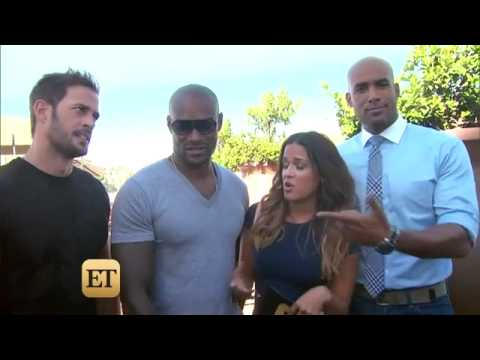 William [@WillyLevy29] Boris, and Tyson Reveal how they keep the romance