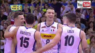Italia  vs Repubblica Domenicana  World Championship 2018 M - Full Match Highlights - HD