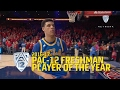 UCLA's Lonzo Ball named 2016-17 Pac-12 Men's Basketball Freshman of the Year