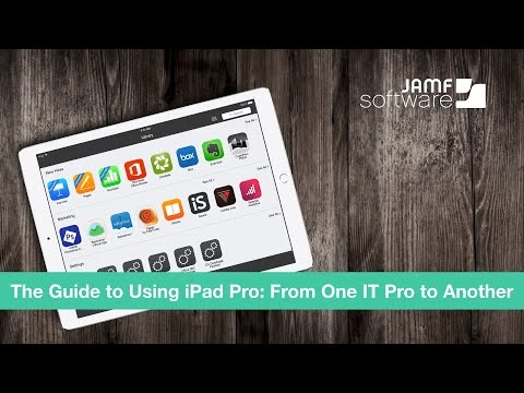 The Guide to Using iPad Pro: from One IT Pro to Another
