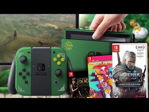 Подборка игр для Nintendo Switch #5