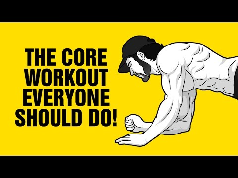 The CORE Workout Everyone Should Do Once Per Week 4 Best Core Exercises