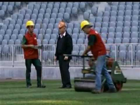 Construindo O Super Estádio (Allianz Arena) - Discovery Channel