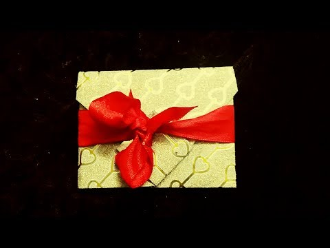 Envelope DIY ARH