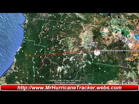 5.6 Earthquake Northern California Earthquake Review