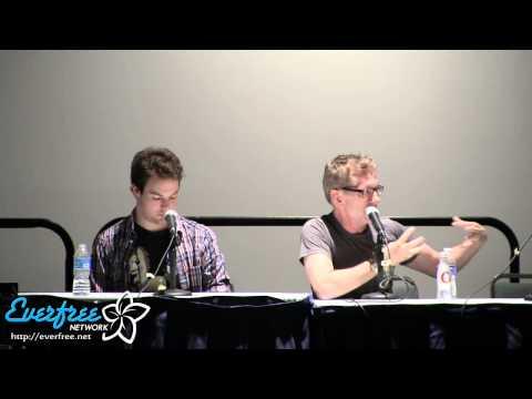 William Anderson Panel - Equestria LA 2012