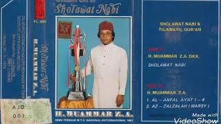 Download Mp3 Sholawat I'tirof H Muammar Za Dan Kawan-kawan.