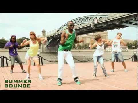 Vybz Kartel - Summer time (part 1 & 2), DANCEHALL ROUTINE BY JIFF.