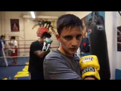 Vlog# 8: Amatuer boxing in Riverside