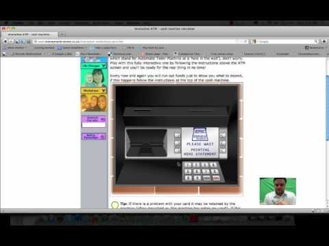 Module #5 How to Use an ATM Tutorial