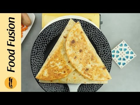 Trio Roti Parcels Recipe By Food Fusion