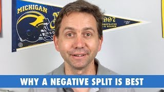 Why A Negative Split is Best for the Marathon
