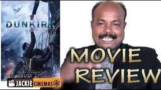 Dunkirk - 2017 -  Movie Review In Tamil By Jackiesekar