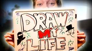 Draw My Life! - ParkerGames | 200k Subscriber Special
