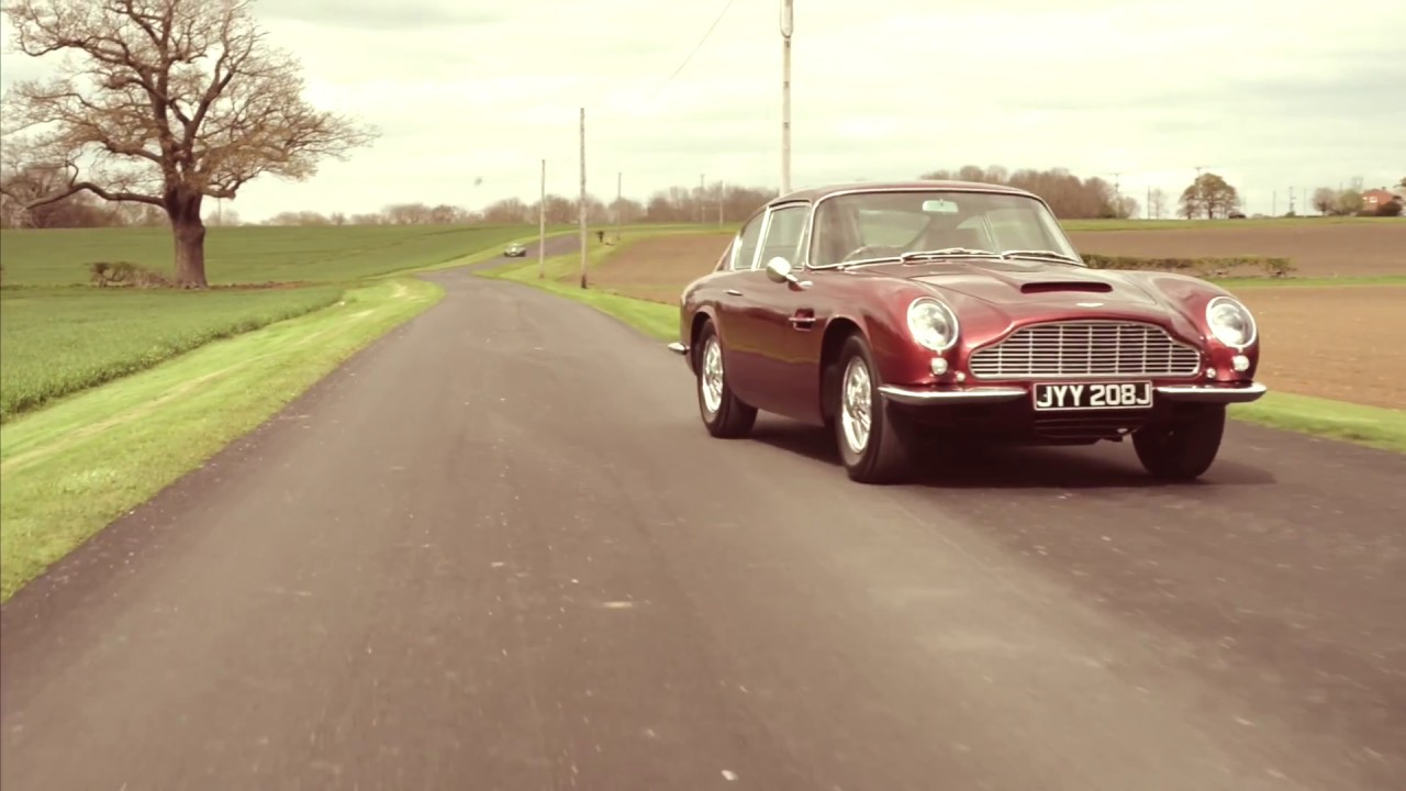 Aston Martin DB MKII Vantage For Auction At The May Sale YouTube - Aston martin db6