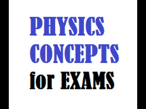 Physics General Knowledge Facts  for Exams