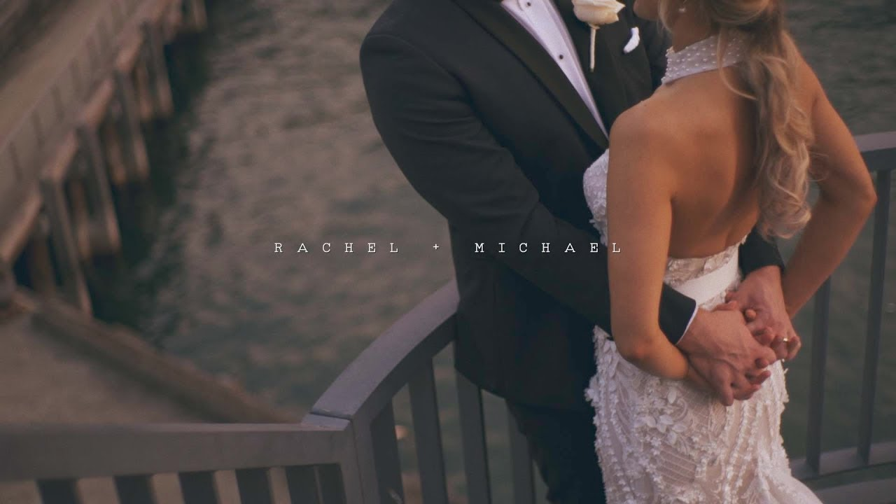 Sydney Wedding Videographer - Rachel + Mike a Cinematic Love Story