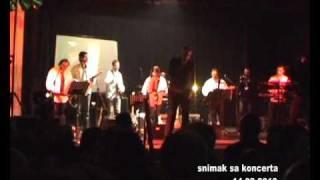 Gabor Lengyel & Band ft Leo Martin - Georgia On My Mind