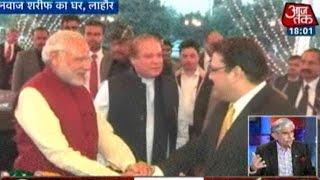 LIVE: PM Modi In Nawaz Sharif's Raiwind Palace In Jati Umra, Lahore