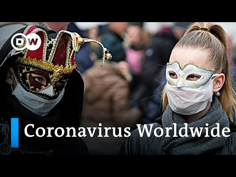 Coronavirus Cases Surge In Italy And South Korea | DW News