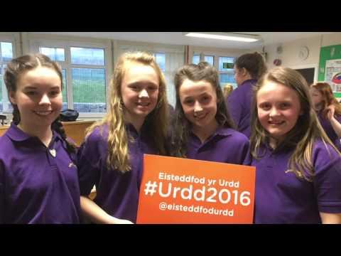 Eisteddfod Rhanbarth Uwchradd dros 15 oed Eryri