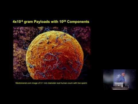 Ultra-lightweight Probes to Catalyze Interstellar Exploration - John Rather (SETI Talks)