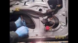 Comment changer un lève vitre électrique