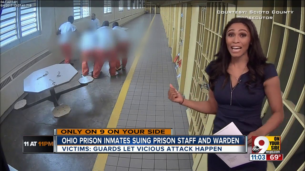 Ohio prison inmates suing prison staff, warden after stabbing