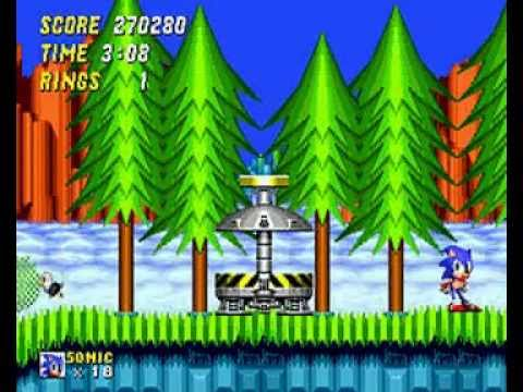 Longplay - Sonic the Hedgehog 2
