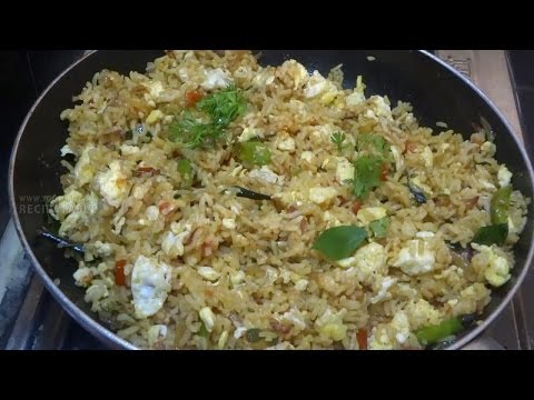 Quick and easy egg fried rice in telugu youtuby watch download quick and easy egg fried rice in telugu ccuart Image collections
