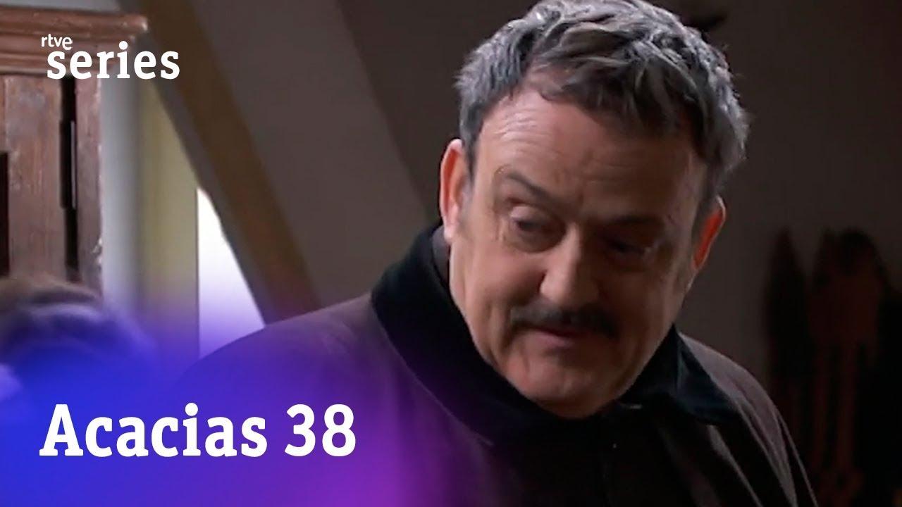 Acacias 38: Cesáreo se marcha a Ponferrada #Acacias959 | RTVE Series -  YouTube