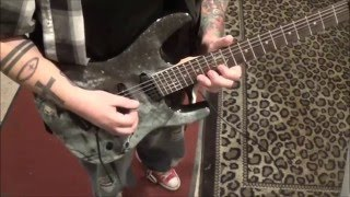 Testament - Return To Serenity - CVT Guitar Solo Lesson by Mik…