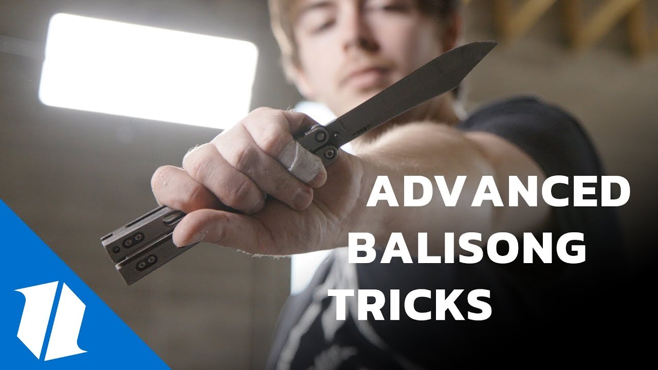 Advanced Butterfly Knife Tricks With Brs And Bill Boyd
